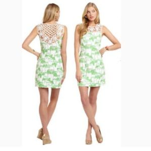 Lilly Pultizer Lacina Dress Just Add Mint